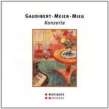 Jost Meier (geb. 1939): Hornkonzert, CD