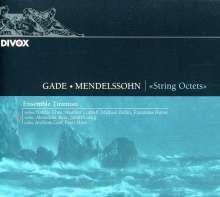 Niels W. Gade (1817-1890): Streichoktett op.17, CD