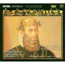 Claudio Merulo (1533-1604): Das Gesamtwerk für Orgel I (Toccaten,Ricercari,Canzoni), 2 SACDs