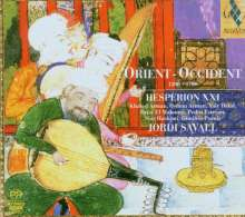Orient - Occident I: 1200-1700, SACD