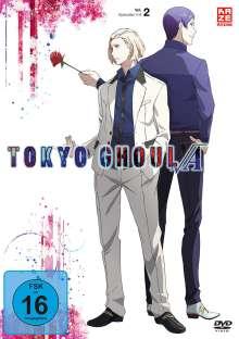 Tokyo Ghoul Root A (Season 2) Vol. 2, DVD