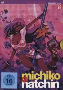 Michiko & Hatchin - Gesamtausgabe/Episode 01-22  [6 DVDs], 6 DVDs