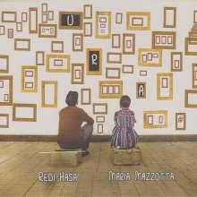 Redi Hasa & Maria Mazzotta: URA, CD