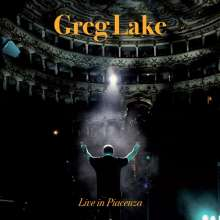Greg Lake: Live In Piacenza (Limited-Numbered-Edition), CD