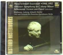 Hans Schmidt-Isserstedt dirigiert, CD