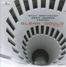 Glenn Gould in Russia, 2 CDs