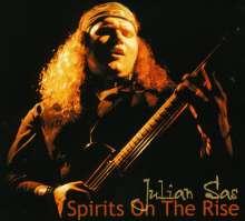 Julian Sas: Spirit On The Rise, CD