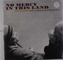 Ben Harper & Charlie Musselwhite: No Mercy In This Land (180g) (Limited-Edition) (Blue Vinyl) (exklusiv für jpc), LP