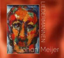 Johan Meijer: Liedermannen, CD