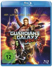 Guardians of the Galaxy Vol. 2 (Blu-ray), Blu-ray Disc