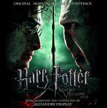 Filmmusik: Harry Potter And The Deathly Hallows Pt. 2 (180g), 2 LPs