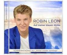 Robin Leon: Auf meiner blauen Wolke, CD