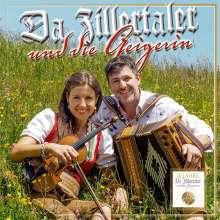 Da Zillertaler und die Geigerin: 10 Jahre, CD