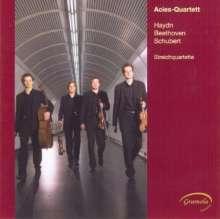 Acies-Quartett, CD