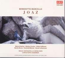Benedetto Marcello (1686-1739): JOAZ (Oratorium), 2 SACDs