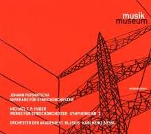 Michael F. P. Huber (geb. 1971): Symphonie Nr.2 op.44, 2 CDs