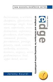 Jeremy Kourdi: New Economy Edge, Buch