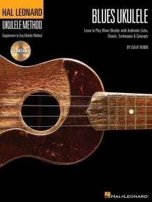 Dave Rubin: Hal Leonard Ukulele Method: Blues Ukulele, Noten