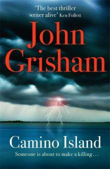 John Grisham: Camino Island, Buch