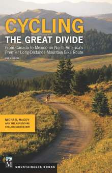 Mike McCoy: Cycling the Great Divide, eBook