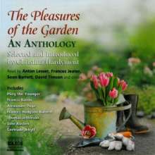 The Pleasures of the Garden: An Anthology, 4 CDs