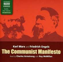 The Communist Manifesto, 2 CDs