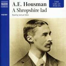 A Shropshire Lad, CD