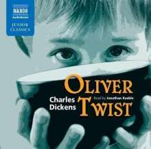 Oliver Twist: Retold for Younger Listeners, 2 CDs