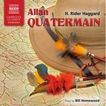 Allan Quatermain, 10 CDs