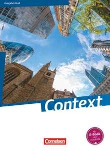 Irene Bartscherer: Context. Schülerbuch Nord, Buch