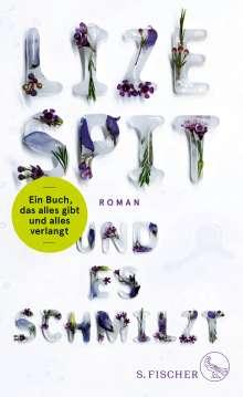 Lize Spit: Und es schmilzt, Buch