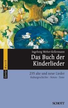 Das Buch der Kinderlieder (235 alte & neue Lieder), Noten