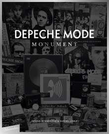 Dennis Burmeister: Depeche Mode : Monument