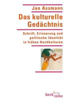 Jan Assmann: Das kulturelle Gedächtnis, Buch