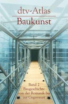 Werner Müller: dtv - Atlas Baukunst 2, Buch