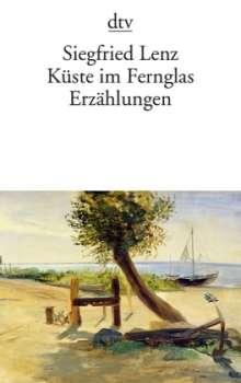 Siegfried Lenz: Küste im Fernglas, Buch