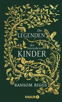 Ransom Riggs: Die Legenden der besonderen Kinder, Buch