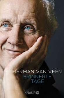 Herman van Veen: Erinnerte Tage, Buch