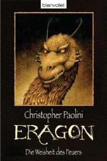 Christopher Paolini: Eragon 03. Die Weisheit des Feuers, Buch
