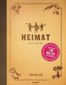 Tim Mälzer: Heimat, Buch
