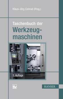 Taschenbuch der Werkzeugmaschinen, Buch
