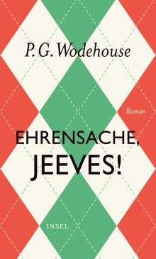 P. G. Wodehouse: Ehrensache, Jeeves!, Buch