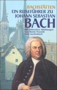 Martin Petzoldt: Bachstätten, Buch