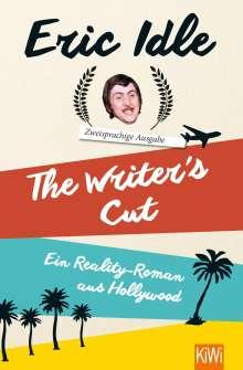 Eric Idle: The Writer's Cut (Zweisprachige Ausgabe), Buch
