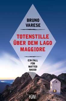 Bruno Varese: Totenstille über dem Lago Maggiore, Buch