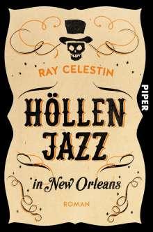 Ray Celestin: Höllenjazz in New Orleans, Buch