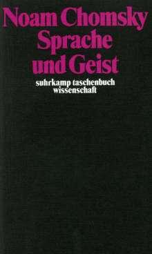Noam Chomsky: Sprache und Geist, Buch