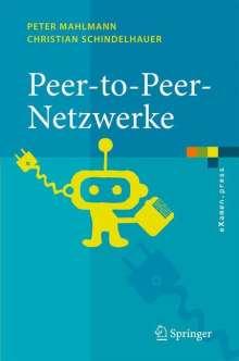 Peter Mahlmann: P2P Netzwerke, Buch