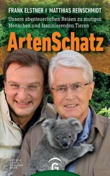 Frank Elstner: ArtenSchatz, Buch