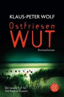 Klaus-Peter Wolf: Ostfriesenwut, Buch
